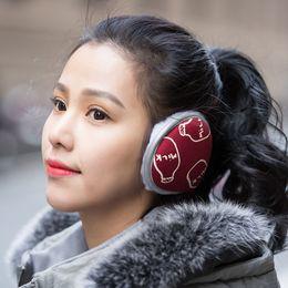 $enCountryForm.capitalKeyWord NZ - Earmuffs winter accessories for women girls winter ears Fleece Warmer Earmuff Fashion Plush Ear Muffs For Men Women Accessories