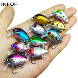trout bass fishing lures hard baits 2021 - Crankbaits Lure Fishing Hard Baits Swimbaits Boat Ocean Topwater Lures Kit Fishing Tackle For Trout Bass Perch Fishing L