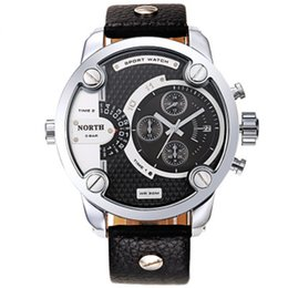$enCountryForm.capitalKeyWord Australia - Student Men's Casual Fashion Silicone Watch High-end Couple Features Sports Watch Pointer Plate Waterproof Leather Watch
