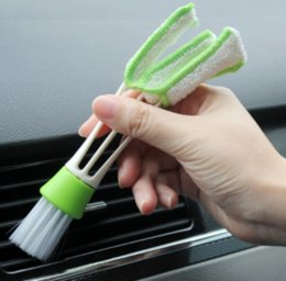 Repair Washers Australia - Car Repair Tools Car Washer Cleaning Brush for Air-condition Cleaner Computer Clean Tools Blinds Duster Car Care