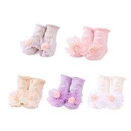 $enCountryForm.capitalKeyWord NZ - by socks the wireless head double needle children's socks infant large flowers princess loose floor
