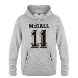 Wholesale teens hoodies for sale – custom Mens Hoodies Teen Wolf McCall Printed Hoodie Men Skate Winter Fleece Long Sleeve Men s Sweatshirt Tracksuit Hip Hop Pullover