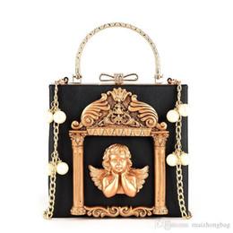 European Coins NZ - European And American Style Fashion Designer Women Handbags Nice Winter Emboss Decoratioin Women Messenger Bags New Vogue Bag