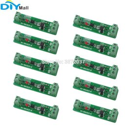 optocoupler module NZ - 10pcs lot 24V 1 Channel Optocoupler Isolation Module Relay Driver Board for PLC Control Device