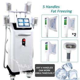 Beauty salon machine price online shopping - Fat freezing salon weight loss machine cryo fat freezing cryolipolysis beauty machines price cool face lifting