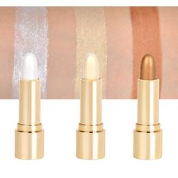 $enCountryForm.capitalKeyWord NZ - New Face Shading Powder Makeup High Light Cream Bar Nose Stick Highlight Trimming Stick for Women Beauty