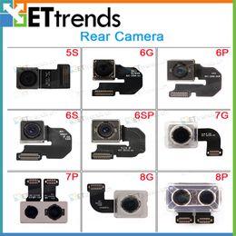Ursprüngliche neue hintere Kamera für iPhone 8 8plus 7 7plus 6s 6s plus 6 6plus 5s zurück große Kamera kleine Reparatur zellulare Teile im Angebot