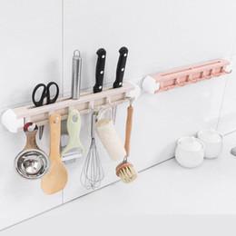 $enCountryForm.capitalKeyWord Australia - Adjustable Suction Cup Wall Hanger Vacuum Rack Stand Storage Hook Supper Power Vaccum Sucker Kitchen Bathroom Organizer