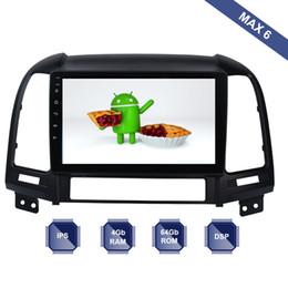 $enCountryForm.capitalKeyWord Australia - Android 9.0 Car Radio 2 Din GPS Navi for Hyundai Santa Fe 2006 2007 2008 2009 2010 2011 PX6 DSP HD IPS 4Gb+64Gb RDS WIFI BT HDMI