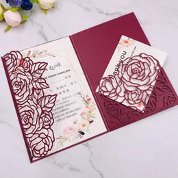 Wedding Invitations Pockets Wholesale Canada