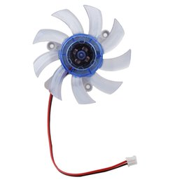 $enCountryForm.capitalKeyWord Australia - Computer 75mm 2 Pin Connector 12VDC Plastic VGA Video Card Cooling Fan Cooler
