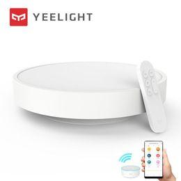 Wholesale Yeelight YLXD01YL Smart LED Ceiling Lamp Dust Resistance Wireless led light Dimming work for Google Home 320 28W AC 220V