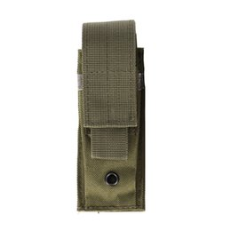 Knife Holsters Australia - Magazine Pouch Multifunction Camping Nylon Outdoor Sports Practical Folding Knife Torch Lightweight Flashlight Holster #894112