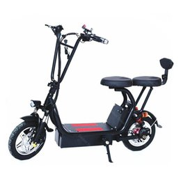 folding bike 12 inch NZ - Daibot Electric Scooter 400W 48V Two Wheels Electric Scooters 12 Inch Smart Portable Folding Bike For Adults