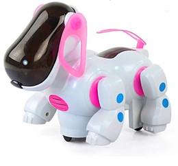 $enCountryForm.capitalKeyWord Australia - Electronic Pets suzakoo Eletronic puppy walking shaking head wagging tail machine dog robot action figure toy