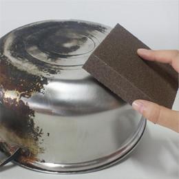 Kitchen Accessories Nano Sponge Magic Eraser For Removing Rust Cleaning Cotton Emery Sponge Descaling Clean Rub Pot Kitchen. C19031801 on Sale