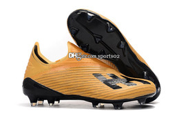 $enCountryForm.capitalKeyWord Australia - Hot 2019 X 19+ 19.1 FG Soccer Mens Football Salah Jesus Shoes 19+x 19 18+X SKELETALWEAVE Boots Cleats Shoes Spectral Mode