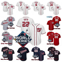 Minnesota twins online shopping - Juan Soto World Series Nationals Max Scherzer Dozier Rendon Howie Kendrick Ryan Zimmerman Trea Turner Gomes Anibal Sanche Jersey