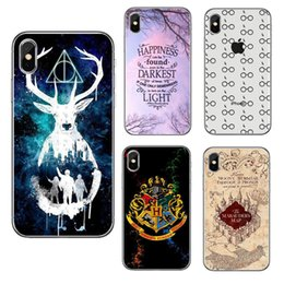 phone water skin Australia - Harry Potter Movie Designer Phone Case for Iphone X XR XS Max 8 7 6 6s plus 5s S9 S10 soft TPU Painted Defender Cover Shell Hull Skin GSZ398
