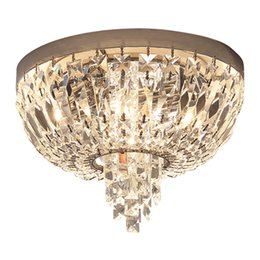 Ceiling Lights Fast Deliver Modern Crystal Led Saving Bright Ceiling Quality Glass Flower Light Superior Lamp Fixture Fashion Chandelier Indoor Outdoor Deco