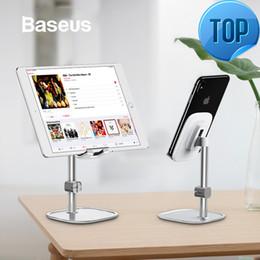 $enCountryForm.capitalKeyWord Australia - Mobile Phone Stand Holder For Iphone Ipad Air Smartphone Metal Desk Desktop Phone Mount Holder For Xiaomi Huawei Tablet