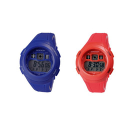Kids Child Boy Girl Students Waterproof Sports Electronic Wrist Watches Birthday Gifts For