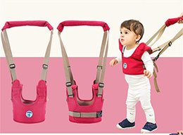 Learning For Infants Australia - Baby Walking Harness Toddler Walking Assistant Learning Walking Helper for Infant 7-24 Months - Blue