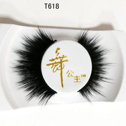 Silk False Eyelashes Australia - Wholesale Price 3D Silk Faux Synthetic Mink Eyelashes cheap price thick cross 3d faux SILK lashes synthetic silk false eyelashes