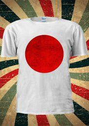 Cosplay Flags Australia - Japanese Flag Japan Nihon Tokyo Fashion Vintage T Shirt Men Women Unisex Funny 100% Cotton T Shirt fear cosplay liverpoott tshirt