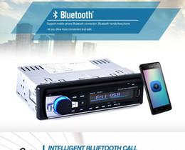 Tuner Audio Australia - New 12V Car tuner Stereo bluetooth FM Radio MP3 Audio Player Phone USB SD MMC Port Car radio bluetooth tuner In-Dash 1 DIN