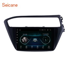 Hyundai steering wHeels online shopping - OEM inch Android Car Stereo GPS Navigation for Hyundai i20 RHD with Bluetooth Wifi support Steering Wheel Control DVR OBD
