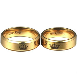 e507912c0e85f Shop Stainless Steel Crown Rings UK | Stainless Steel Crown Rings ...
