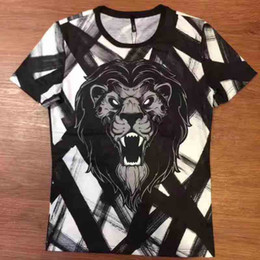 320b5284 British t shirts online shopping - 1819 New Luxury Mon Brand Mens T Shirt  Summer T