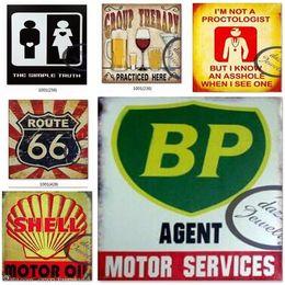 vintage kitchen posters 2019 - Vintage Metal Sign Kitchen Cafe Decorative Plates BBQ Food Pie Stickers Ketchup Pub Bar Garage Wall Metal Poster Deco Fr
