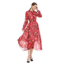$enCountryForm.capitalKeyWord UK - 2019 Muslim Clothes S- XL Women Muslim Pretty Printing Elegant Long Sleeve Arab Dress Islam Jilbab Dress Lover Gift Drop #0426