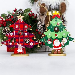 OutdOOr artificial light trees online shopping - Artificial Christmas Tree LED Lights Holiday Window Decorations Set Kids Girts Outdoor Christmas Decorations