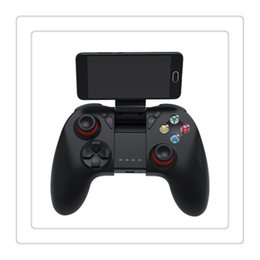 joystick game controllers UK - Wireless Bluetooth Gamepad Remote Game Controller Joystick for PUBG High Quality SC-B04 Bluetooth Camepad Compatible with Smartphone Filling