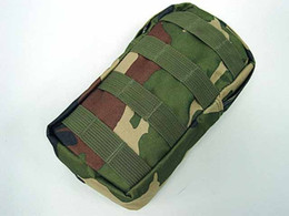 $enCountryForm.capitalKeyWord NZ - 2015 Camo Military Tactical Molle Medic First Aid Pouch Sundries Bag #181894