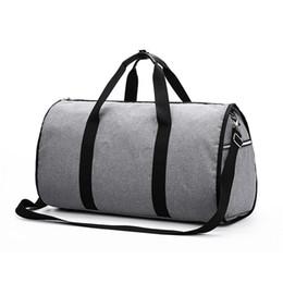 f0c03b3eee Design Duffel Bag UK - Duopindun New 2 in 1 Travel Bag Shoulder Luggage Two-