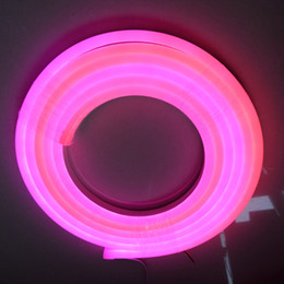 Neon Controller Australia - with led digital controller 12V 10W M FULL COLOR silicone neon led tube flex led strip smd5050 60leds m