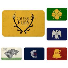 $enCountryForm.capitalKeyWord Australia - Game of Thrones Winter is Coming Doormat Bath Kitchen Carpet Decorative Anti-Slip Mats Room Car Floor Bar Rugs Door Home Decor