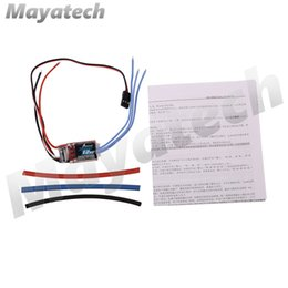 ElEctric control products online shopping - Original Hobbywing Product Hobbywing FlyFun Series A S Electric Speed Control ESC FlyFun AE for RC D F3P