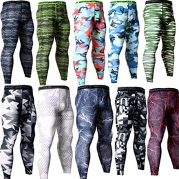 mens leggings white 2019 - new Top quality mens Leggings Men Hot Sexy Gym Compression Fitness Tights Pants Jogging Sportswear Sports Trousers Leggi