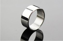 $enCountryForm.capitalKeyWord NZ - Stainless Steel Penis Ring Delay Rings Chastity Male Metal Fetish Delay Ejaculation Cockrings Adult Sex Toys For Man 26 28 30mm