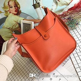 one shoulder bags women Australia - New Women Messenger Clutches Bag Female Package high quality One Shoulder cowhide leather Bag Fashion Female crossbody Bags