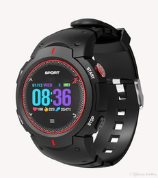 $enCountryForm.capitalKeyWord Australia - NO.1 F13 Smart watch ip68 Waterproof Sport running watch Multisport Color LCD Smart notification Sport tracker for IOS android fast DHL ship