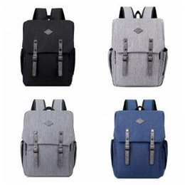 Male laptop bags online shopping - Outdoors Multi function USB Charging Backpack Business Laptop Shoulders Bag Pack Male Leisure Fashion Travel School Backpack LJJT219