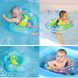 $enCountryForm.capitalKeyWord Australia - New Baby Swim Ring Inflatable Infant Armpit Floating Kids Swimming Pool Accessories Circle Bathing Inflatable Double Raft Rings