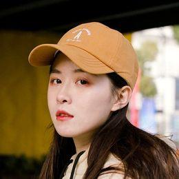 $enCountryForm.capitalKeyWord Australia - Hat women spring summer han version with tide cap baseball cap sun protection ins fashion leisure net red sun series