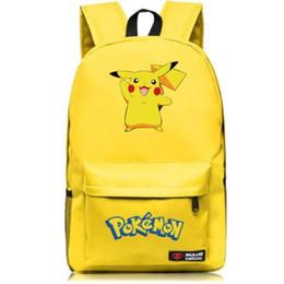 $enCountryForm.capitalKeyWord Australia - Girls Boys Laptop Backpack Casual Travel Rucksack Eevee Kids Book Bags Gengar Luminous Backpack School Bags for Teenager